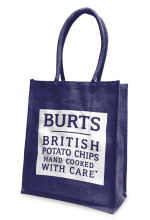 Burts Potato Chips Jute bag