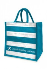 Cornwall Holiday Cottages jute bag