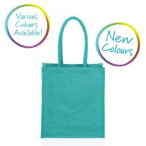 GJ030 standard jute bag with new colours