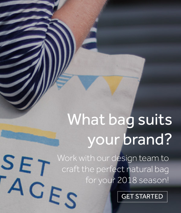 Find the perfect natural bag to fit your brand!