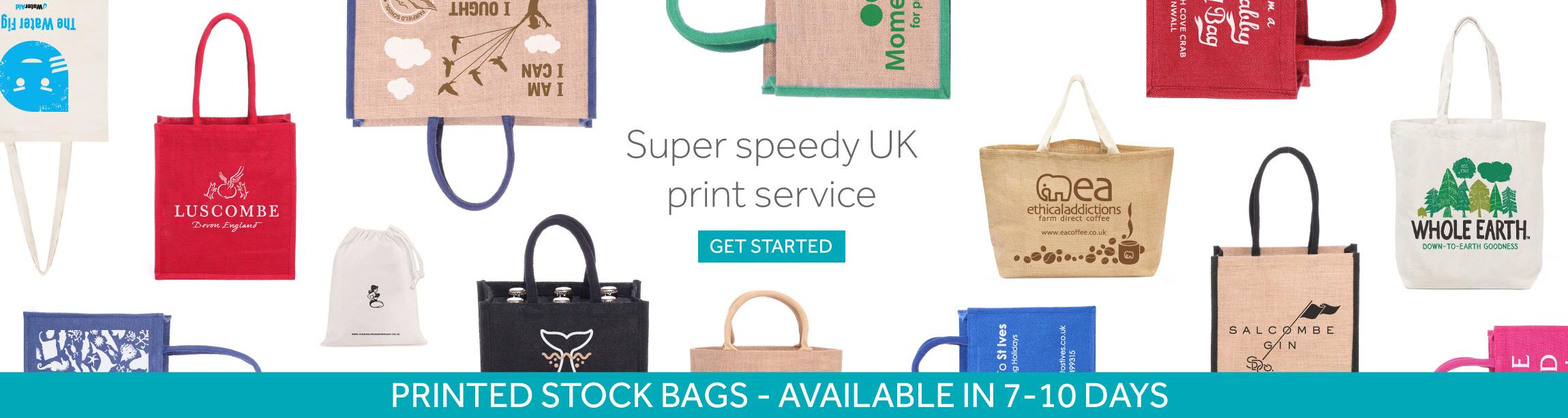 Super speedy UK print service