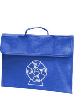 Launceston School jute bag