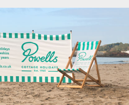 Bespoke Windbreaks & Deckchairs