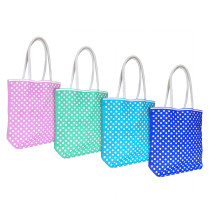 Polka Dot Cotton Bags