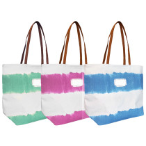 Tie-Dyed Cotton Bags