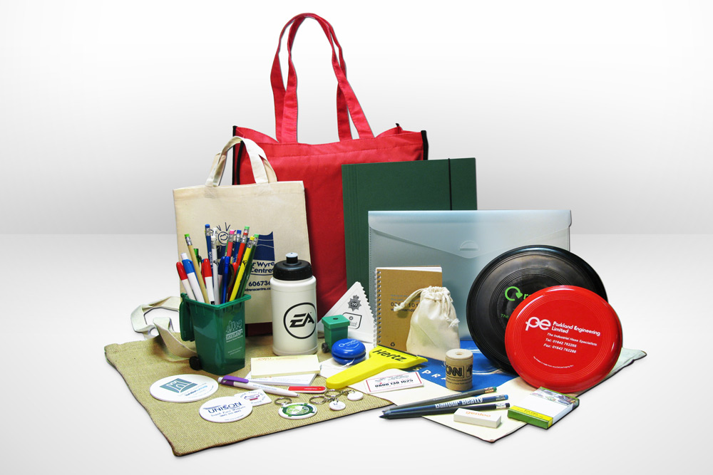 Promotional items and gifts