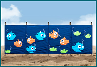 fishes windbreak