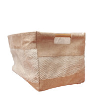 Large Jute Hamper Bags