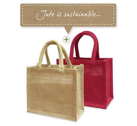jute is sustainable