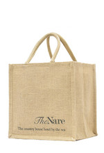 The Nare hotel jute bag