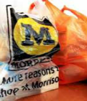 Plastic carrier bag image