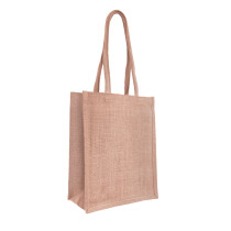 Six Wine Bottle Carrier Jute Bags