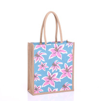 Large Lily Jute Bags