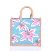 Small Lily Jute Bags