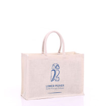 Lower Peover Priamry School Jute Bag