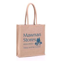 Mawnan Stores Jute Bag