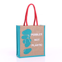 North Devon Clean Marine Project Jute Bag