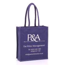 P&A Maintenance Jute Bag