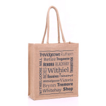 St Wenn Primary School Jute Bag