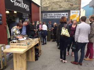 Cornwall Networking, Samphire Club launch party
