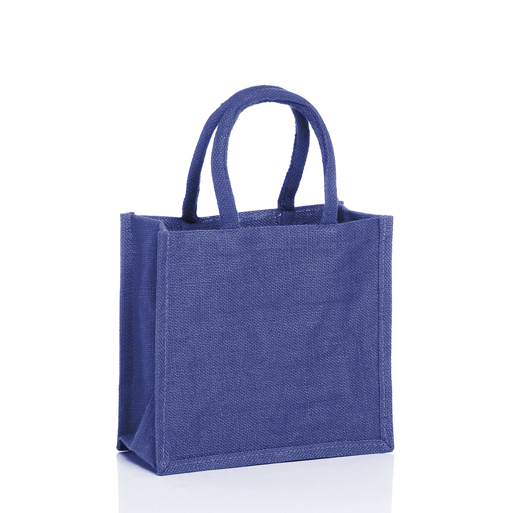 Small Jute Bag Available In 24 Different Colours Gojute