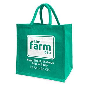 Farm shop bags