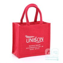 Business jute bags