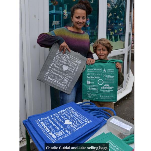 School Fundraising Bags