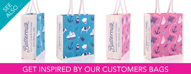 Get inspired by our customer bags. Buttermilk confectioners.