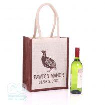 six bottle wine carrier
