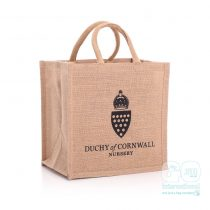 Duchy of Cornwall Nursery Jute bags