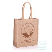 The Cinnamon Trust Jute Bags