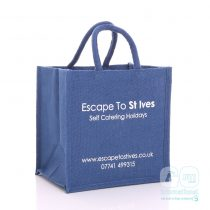 Escape to St Ives Jute Bags