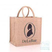 De La Rue conference event Jute Bags