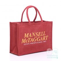 Mansell McTaggart landscape jute bags
