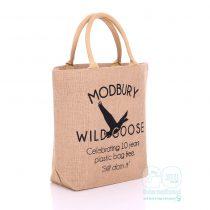 Wild Goose Jute Bags plastic free