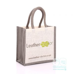 BESPOKE GJ020 Leather Doctor Innovative jute bags