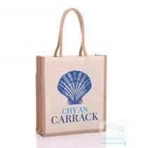 Chy An Carrack complimentary jute bags