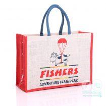 Fishers jute bags