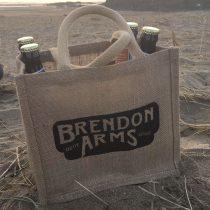 advertising jute bags