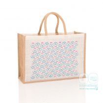 Girlguiding Scotland Jute Bag
