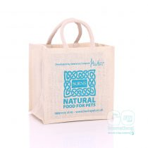 Burns Pet Nutrition jute bags