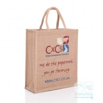 Cross Compliance Solutions Jute bag