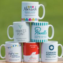 Personalised mugs and branded mugs