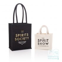 The Spirit Show Event Jute Bag