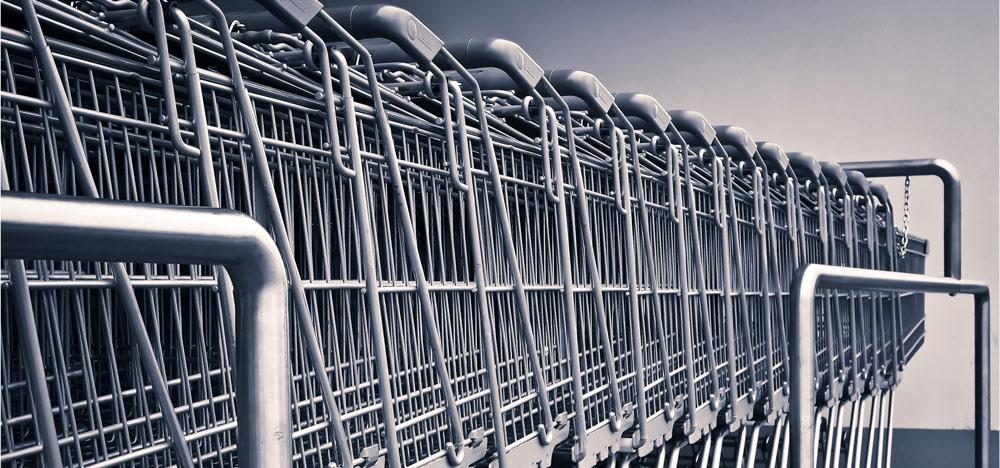 Bulk shopping plastic free
