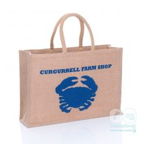 Curgurrel Farm Shop jute bags