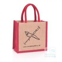 Everything Chilli Branded Jute bags