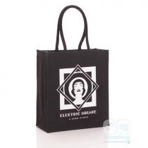 Electric Square Jute bag