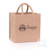 The Oratory School Promotional Jute Bag